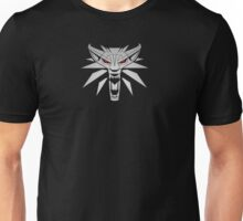 The Witcher 3 Red Eyed Wolf Unisex T-Shirt