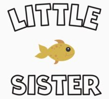 Goldfish Little Sister Kids Tee