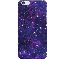winter galactic iPhone Case/Skin