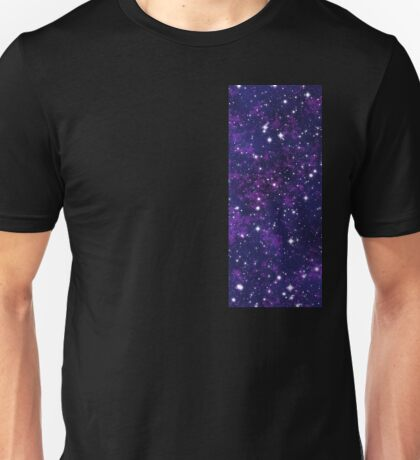 winter galactic Unisex T-Shirt