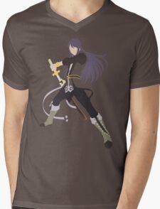 Vesperia. Mens V-Neck T-Shirt