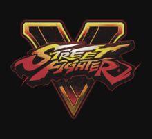 Street Fighter V  by LekkerOntwerpen