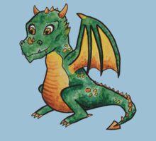 Baby Dragon! Kids Tee