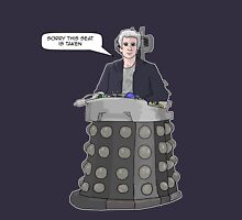 Davros' seat is taken Unisex T-Shirt