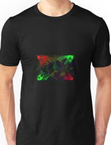 Psychedelic rose  Unisex T-Shirt