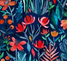 Tropical Ink - a watercolor garden Sticker