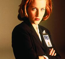 Dana Scully by forewish