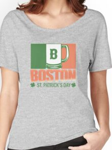 Boston - St. Patrick's Day Women's Relaxed Fit T-Shirt