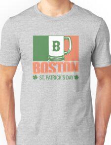 Boston - St. Patrick's Day Unisex T-Shirt