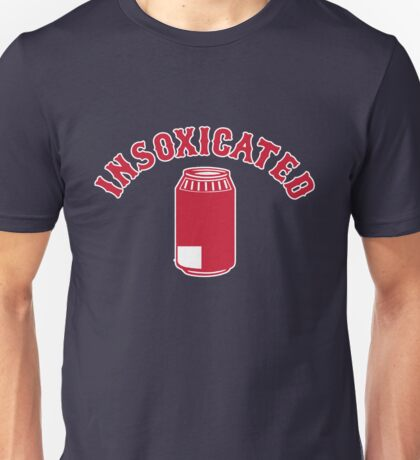Insoxicated - Boston Brew Unisex T-Shirt