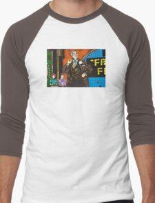 Richard Dawson Men's Baseball ¾ T-Shirt