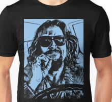 Big Lebowski Blue 1 Unisex T-Shirt