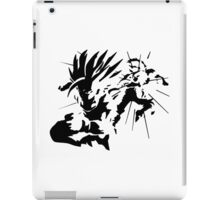 Anger. iPad Case/Skin