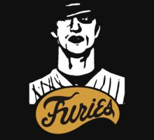 The Warriors Baseball Furies Kids Tee
