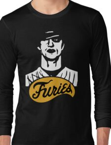 The Warriors Baseball Furies Long Sleeve T-Shirt