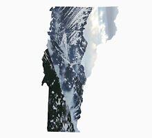 vermont mountains Unisex T-Shirt