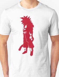 Monkey warrior (pink) T-Shirt
