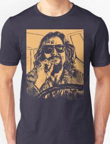 Big lebowski Orange Unisex T-Shirt