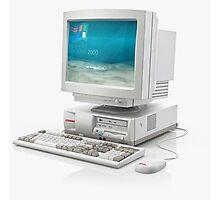 Computer Photographic Print