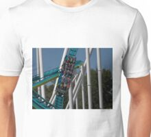 Fury 325 at Carowinds Roller Coaster Unisex T-Shirt