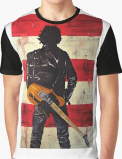 Bruce Springsteen Graphic T-Shirt
