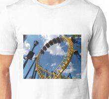 NightHawk at Carowinds Roller Coaster Unisex T-Shirt