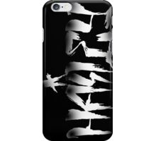 Hailey Decayed Style Graffiti Tag iPhone Case/Skin