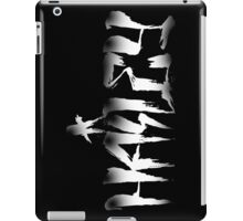 Hailey Decayed Style Graffiti Tag iPad Case/Skin