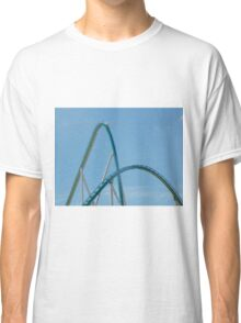 Fury 325 at Carowinds Roller Coaster Classic T-Shirt