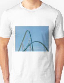 Fury 325 at Carowinds Roller Coaster Unisex T-Shirt