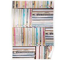 Books Vintage Poster