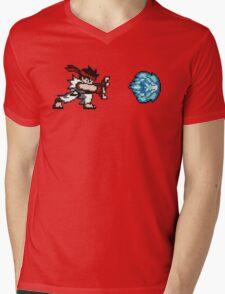 Streetfighter - HADOUKEN ! Mens V-Neck T-Shirt