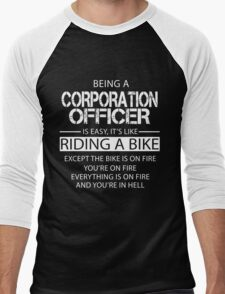 Corporation Officer T-Shirt