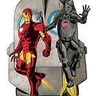 Iron men by Robert  Taylor