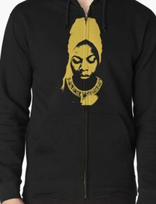 Nina Simone Yellow T-Shirt