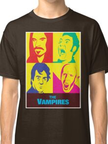 what we do in the shadows the vampires Classic T-Shirt