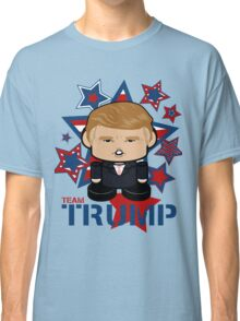 Team Trump Politico'bot Toy Robot Classic T-Shirt