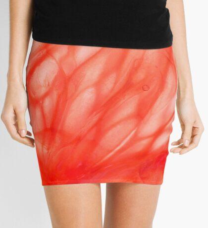 Grapefruit  Mini Skirt