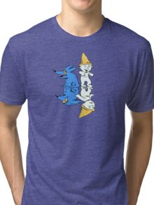 """""""Me and My Arrow"""" Tri-blend T-Shirt"""