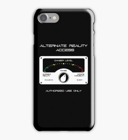 Alternate Reality Access iPhone Case/Skin