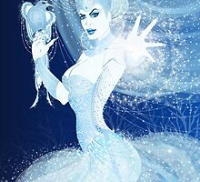 Snow Queen by marydimary