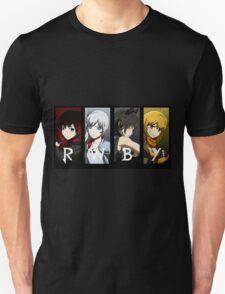 RWBY - Teaaaaam RWBY ! Unisex T-Shirt