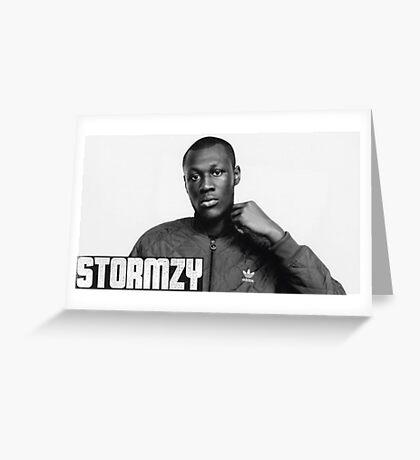 Stormzy - Wicked Skengman Greeting Card