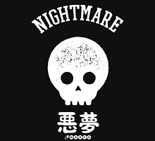 Nightmare Men's Baseball ¾ T-Shirt