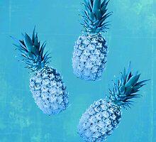 Like pineapples by Caplin