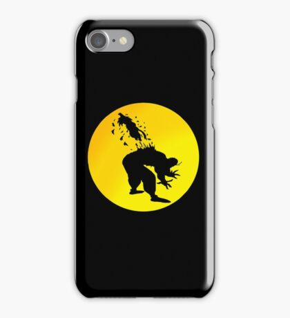 Kill the king. iPhone Case/Skin