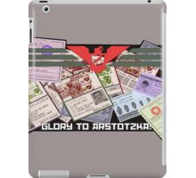 Papers, Please  iPad Case/Skin