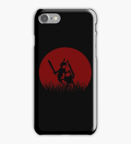 Reed moon. iPhone Case/Skin