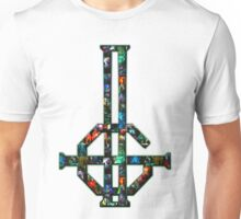 2015 LOGO - concert photo collage (small) Unisex T-Shirt