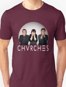 Chvrches band T-Shirt